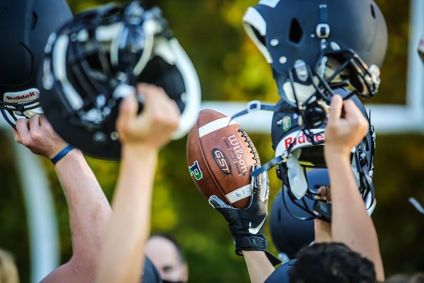 Socially-Distanced Sports