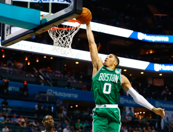 How Does Jayson Tatum Compare In the NBA?