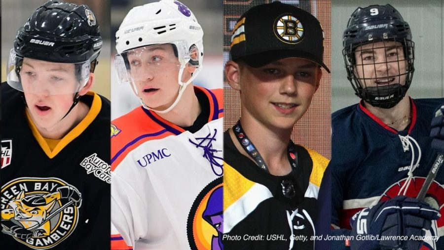 Credit: NHL, UDHL, Jonathan Gotlib/Lawrence Academy