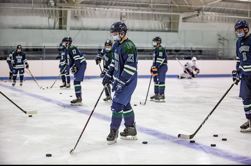 Pingree Winter Sports Are Underway