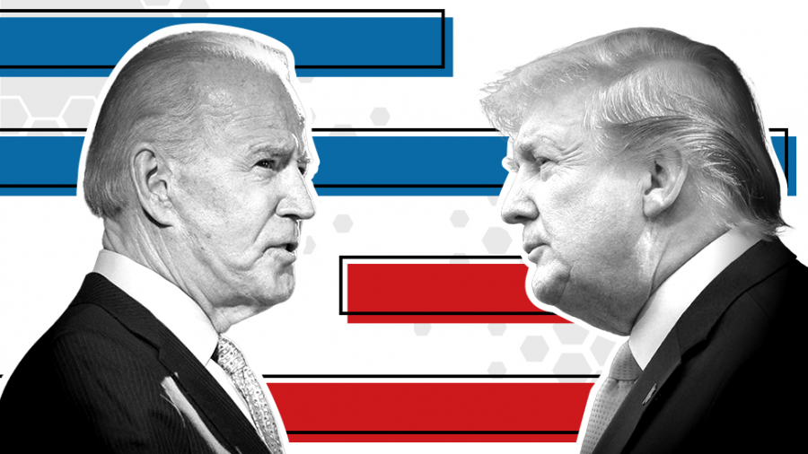 The Unique Playout of the 2020 Election