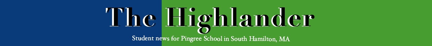 Student News for Pingree School in South Hamilton, MA